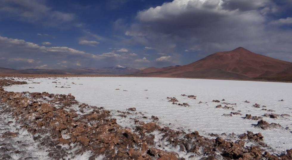 Salar El Rincón, en Salta, de la empresa Rincon Ltd.