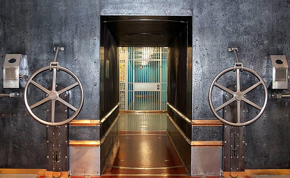 500.000 lingotes de oro escondidos bajo el metro de Manhattan ...