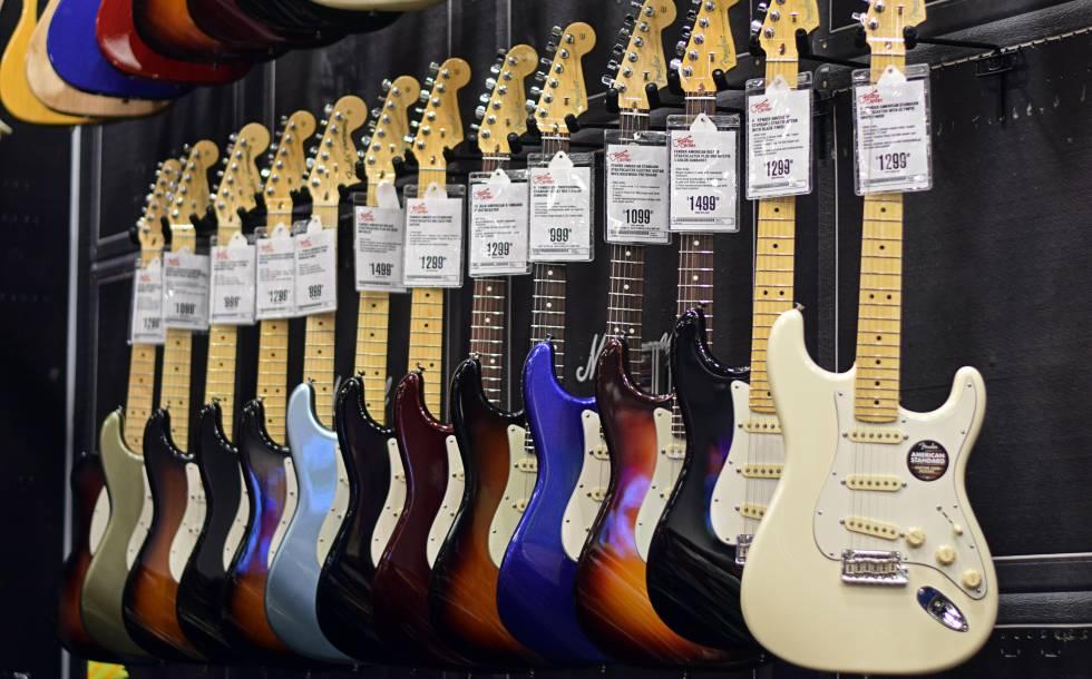 La guitarra eléctrica necesita más héroes | Economía | EL PAÍS