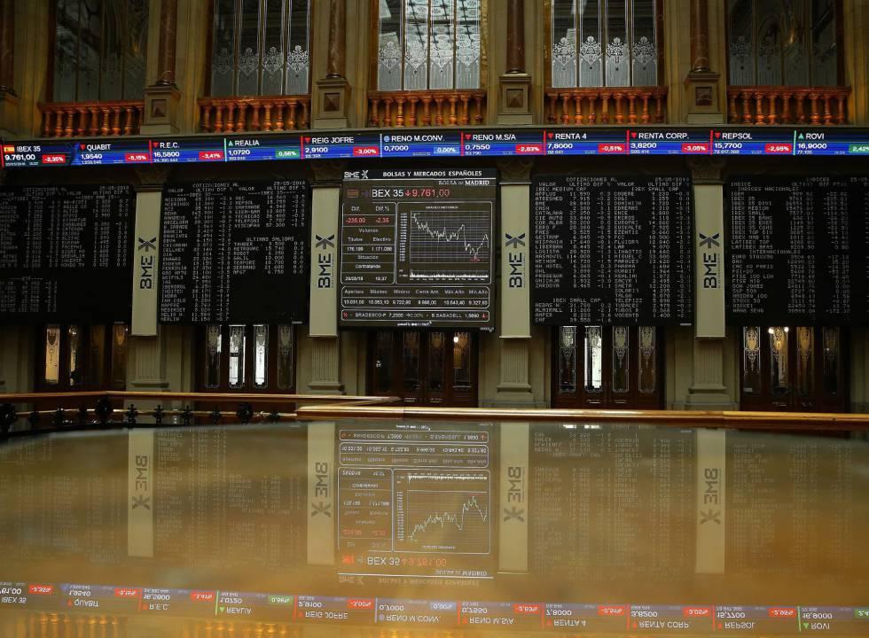 Las Bolsas caen con fuerza y las primas de riesgo se disparan por la crisis política en Italia y España