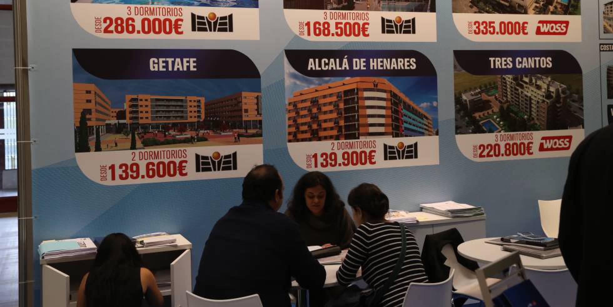 Las inmobiliarias ponen a la venta más de 15.000 viviendas este fin de semana