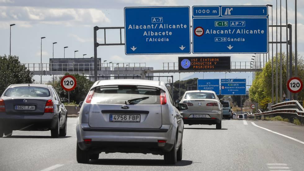 Fomento quitará los peajes de las autopistas cuando acabe su concesión