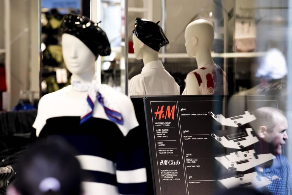 H M pincha en España  registra la mayor caída de ventas trimestrales ... ce1fc74ed67f
