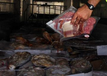 Raids in Spain uncover expired meats about to be placed back on the market