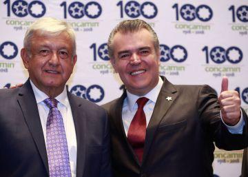 2572431c2ab93 López Obrador promete un crecimiento anual del 4% durante su sexenio