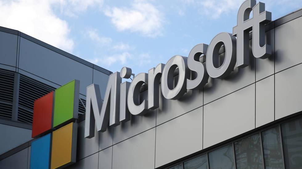 Oficinas de Microsoft en la ciudad de Los Ángeles