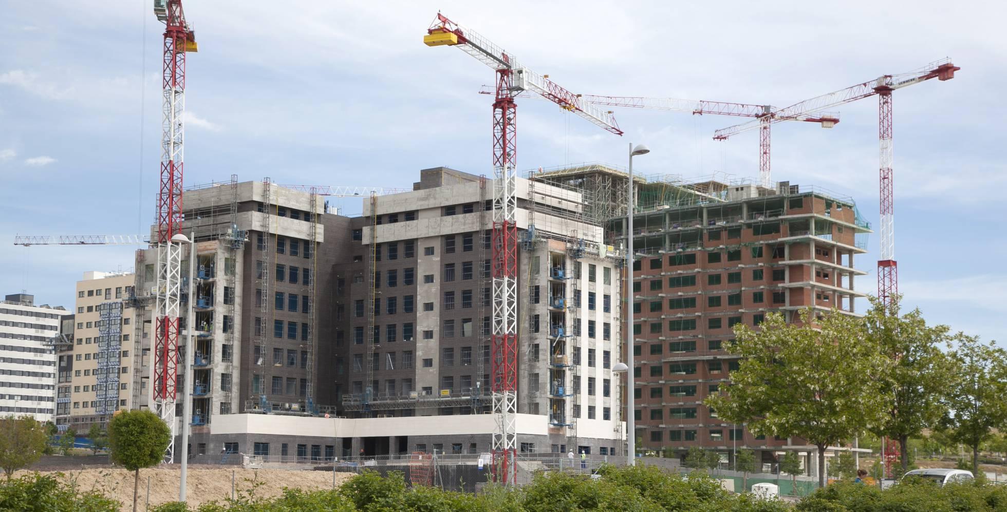 El gasto público en vivienda ha caído un 80% en diez años