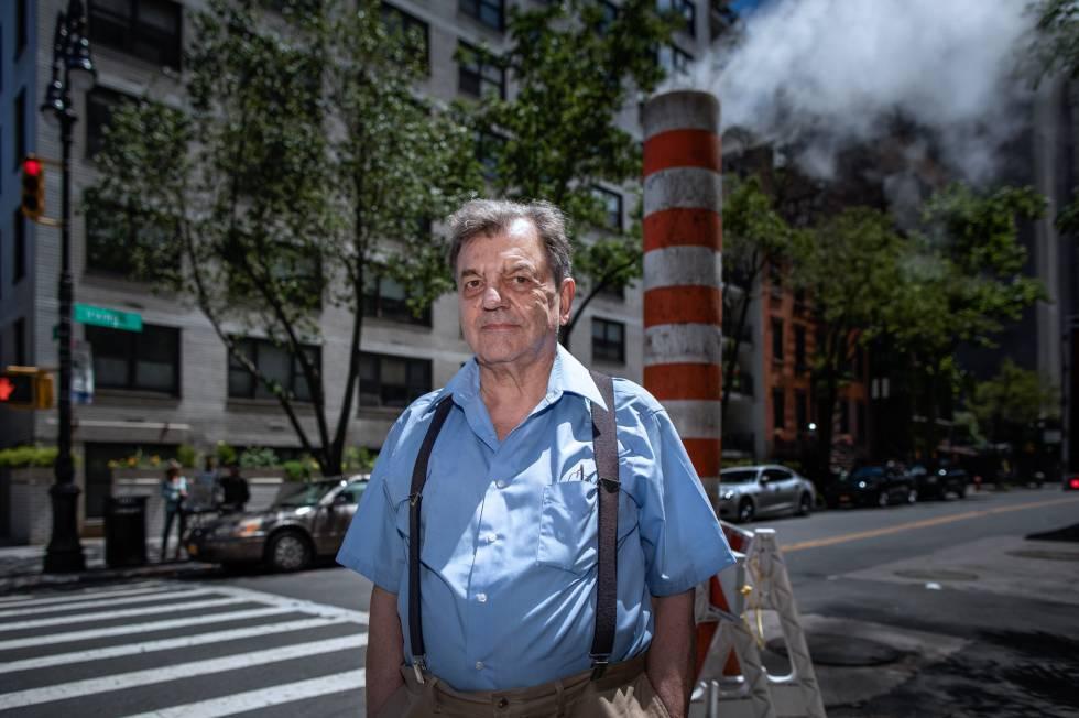 El economista Michael Hudson el pasado junio en Nueva York.