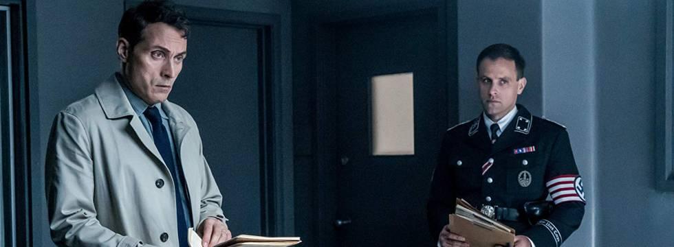 Fotograma de la serie 'El hombre en el castillo', producida para Amazon.