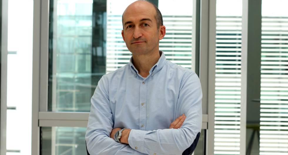 José Luis Molina, presidente de Hispatec.
