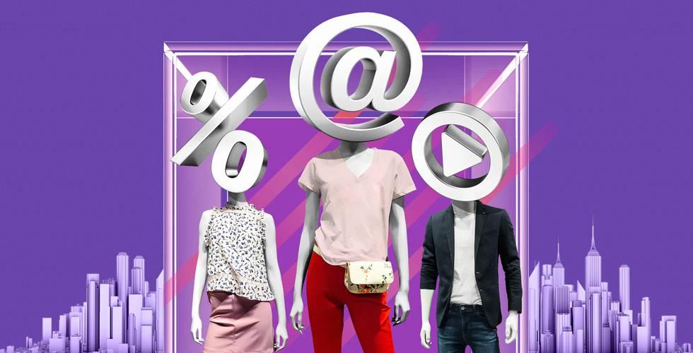 ead7a8d8eb2 Las cadenas reinventan la tienda de moda