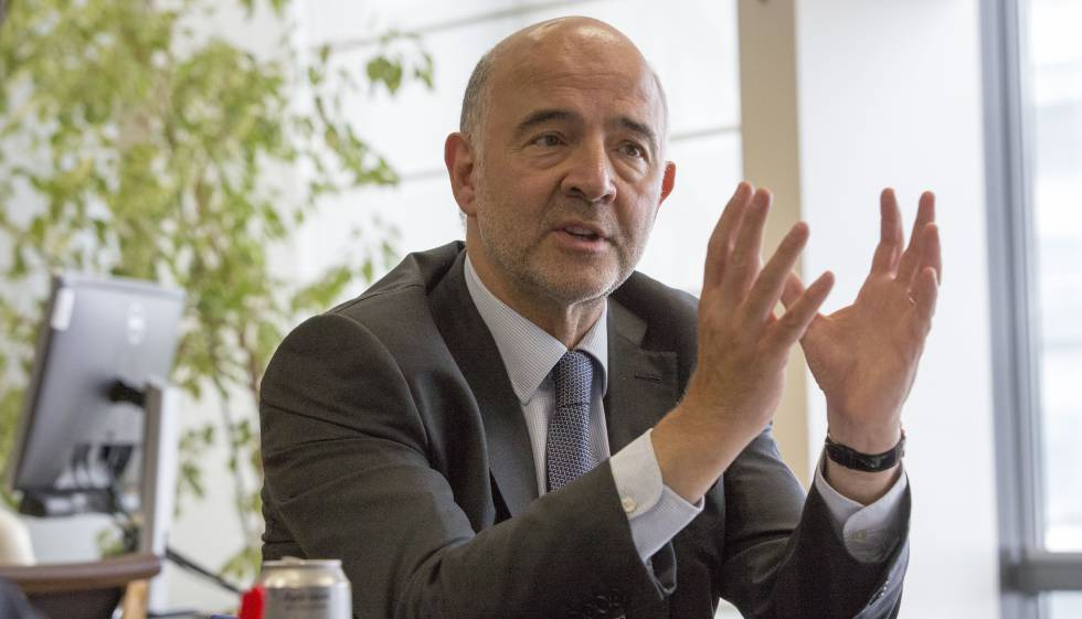 "Populism  Pierre Moscovici  ""Spain is not Italy  it complies with ... 9da79aed323"