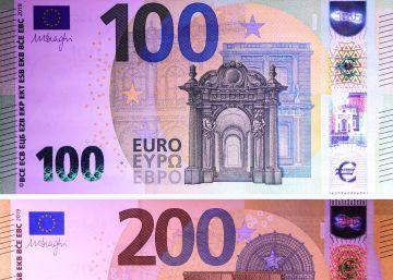Los Nuevos Billetes De 100 Y 200 Euros Entrarán En Circulación El 28 Mayo
