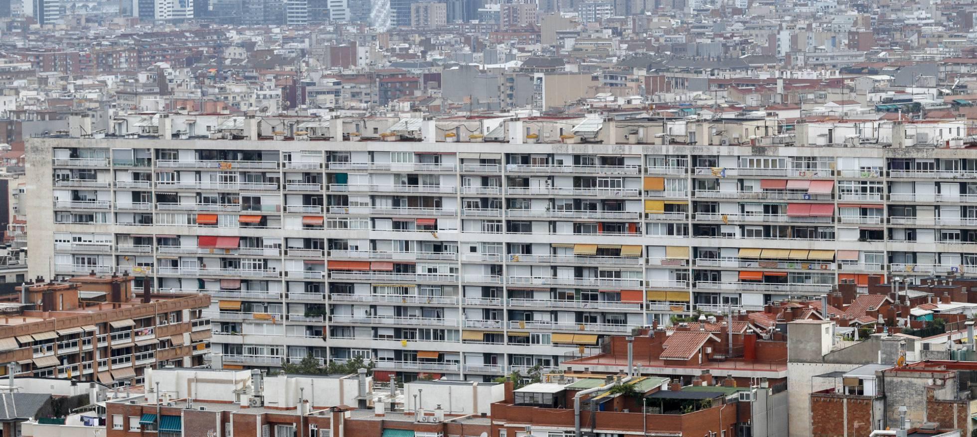 La recesión acabó con dos tercios de la vivienda nueva protegida de España