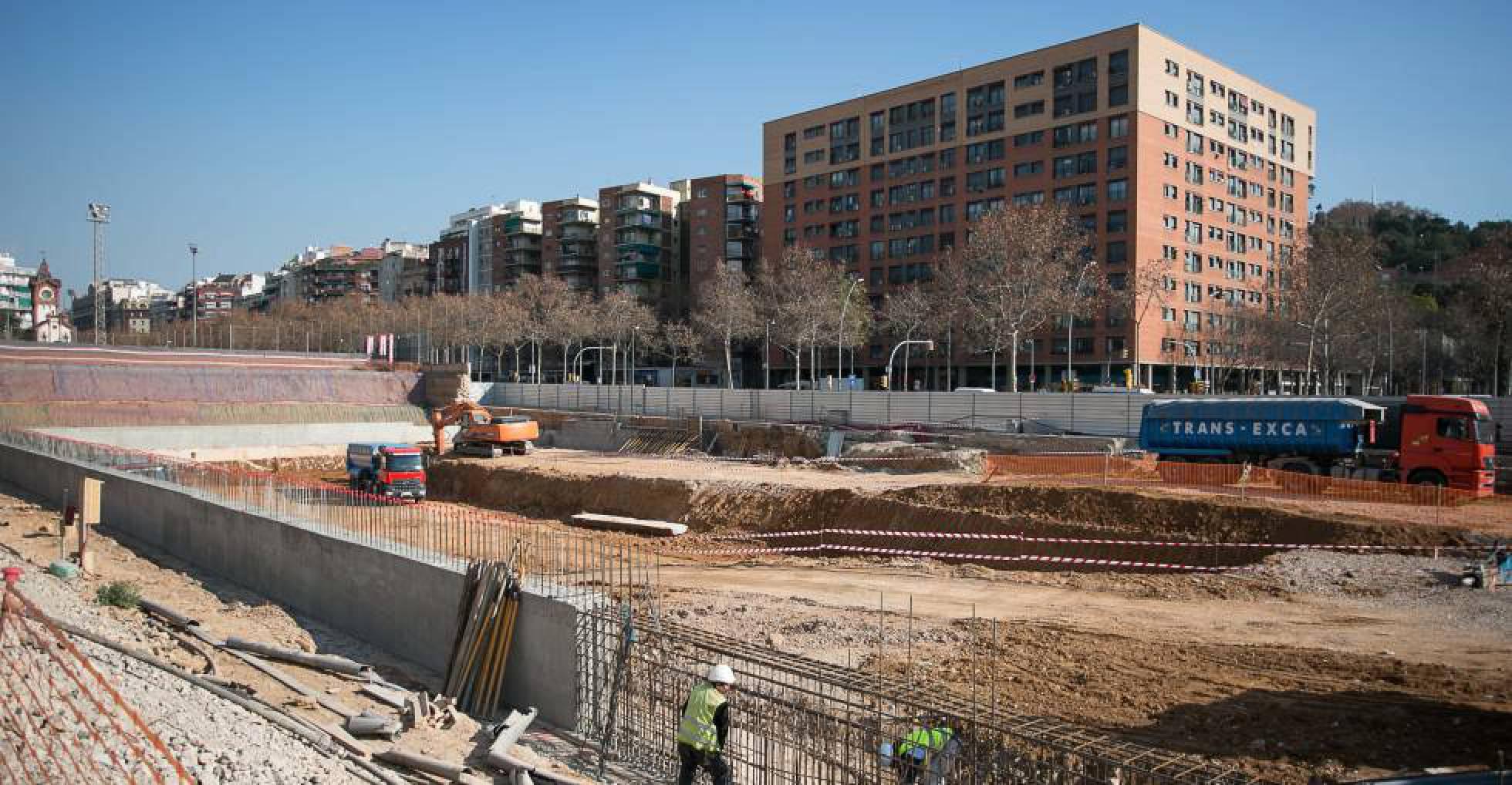Madrid tiene 12.000 viviendas en construcción