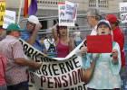 El FMI avisa de que vincular las pensiones solo al IPC puede hacer peligrar el sistema