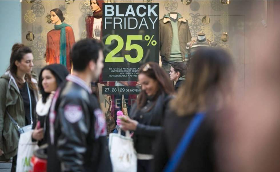 Black Friday 2018 Cuando Es Y De Donde Viene Este Dia De Rebajas Economia El Pais