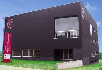 Vivero de empresas de la Cámara de Santiago de Compostela.