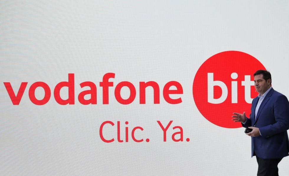 Presentación de Vodafone Bit.
