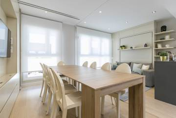 Los pisos flexibles y cambiantes para jóvenes y divorciados llegan al mercado por 190.000 euros