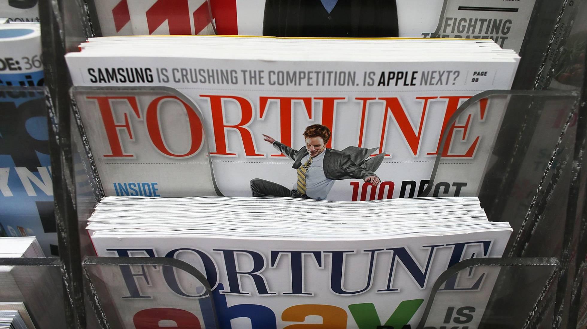 Un magnate tailandés compra la revista 'Fortune'