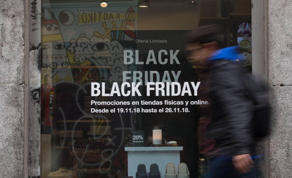 Black Friday 2018: ¿Qué descuentos preparan las grandes