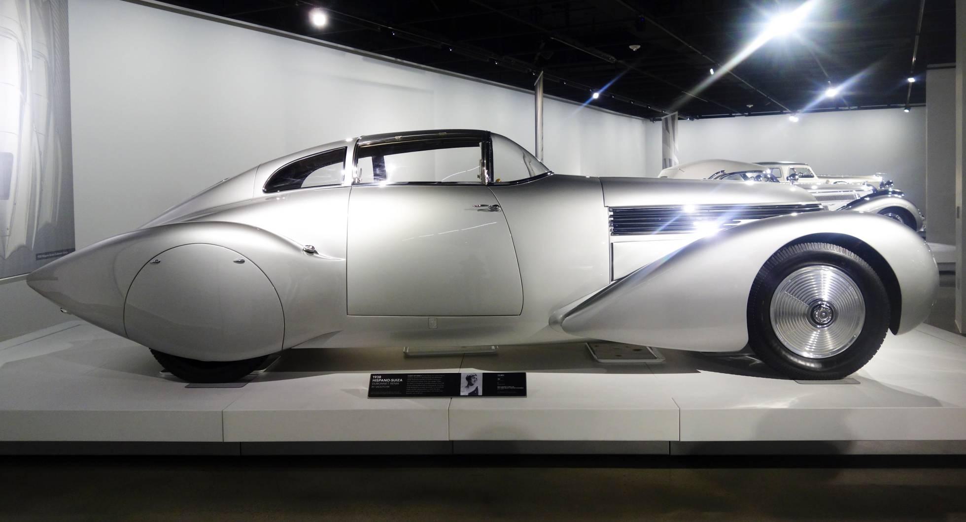 Carmen: el coche de 1,5 millones de euros con el que Hispano Suiza va a resucitar
