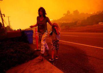 El violento impacto del cambio climático en la Tierra