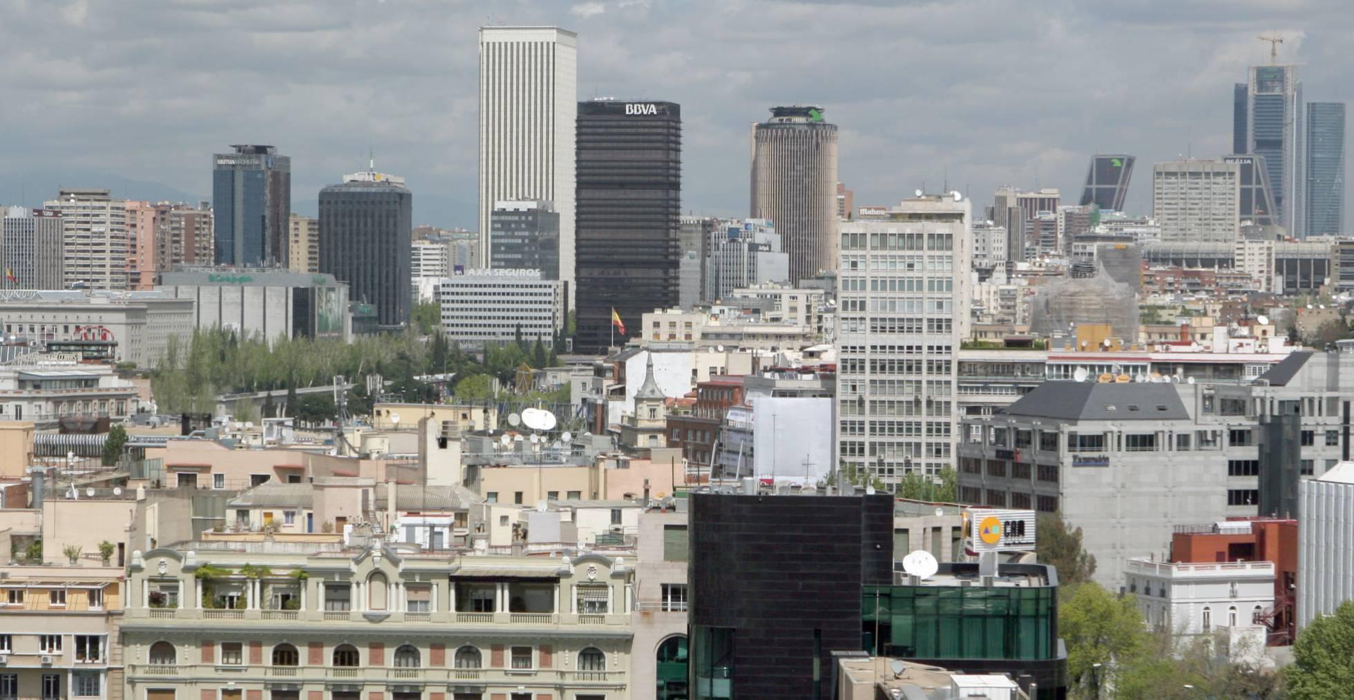 Madrid y Barcelona se suben a la liga inmobiliaria mundial