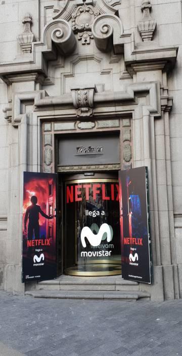 2600c9d7a6e Movistar lanza Netflix con descuentos pero con limitaciones ...