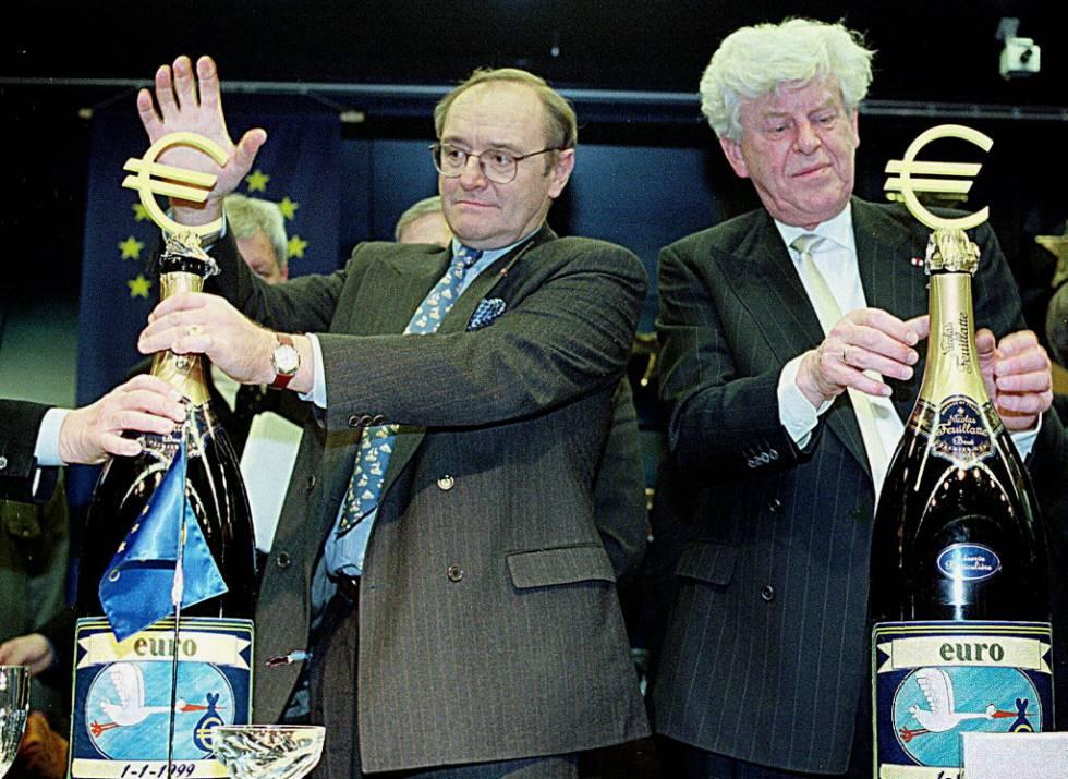 El euro cumple 20 años todavía en la pelea para ganarle terreno al dólar