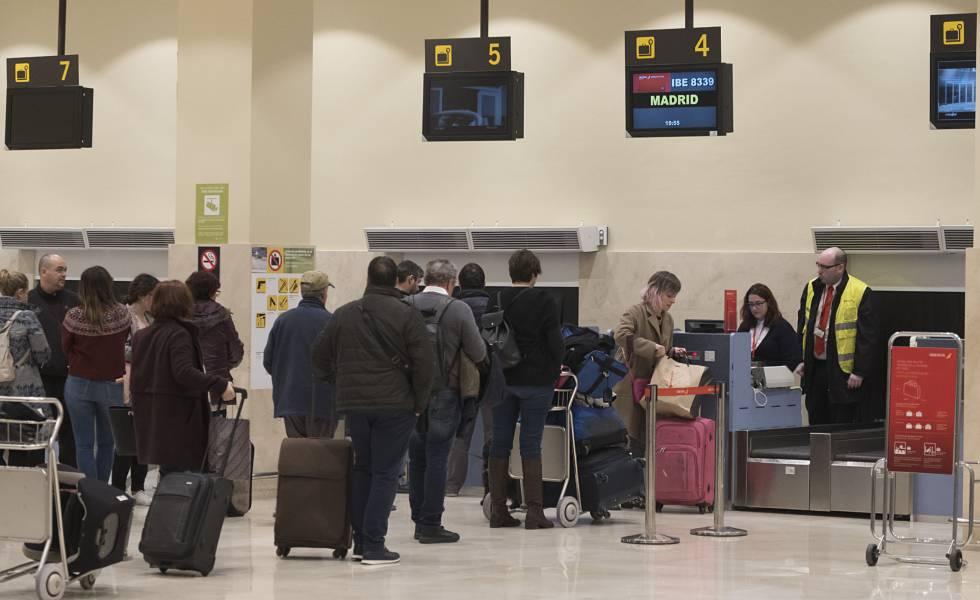 Los aeropuertos españoles logran su mejor cifra histórica