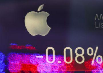 444aee6f081 Apple registra por primera vez en una década un descenso en sus ventas  navideñas