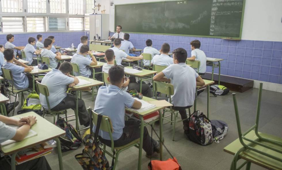 Hacienda colegios concertados
