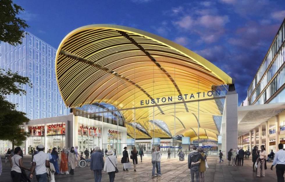 Recreación del proyecto que construirá ACS en Londres.