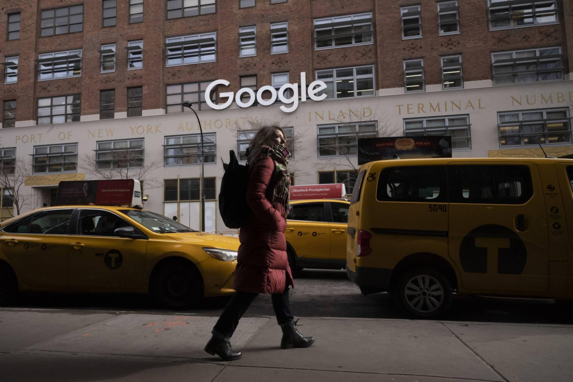 Google anuncia una inversión de 13.000 millones de dólares en oficinas en Estados Unidos
