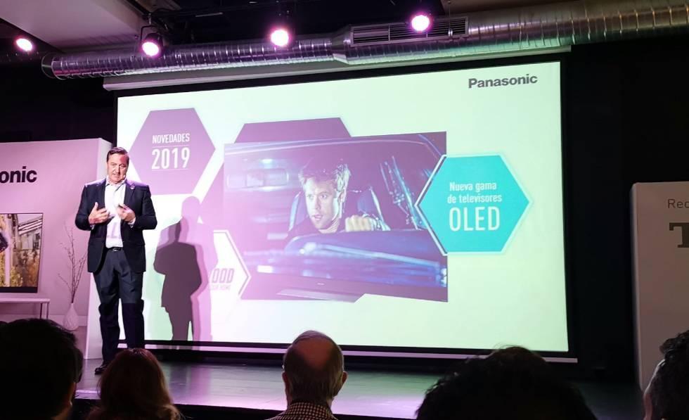 Nuevos televisores de Panasonic con HDR10+.
