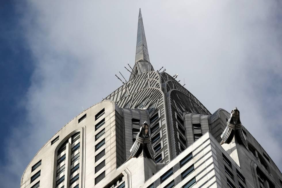 76ababc867ec Los dueños del edificio Chrysler venden a pérdidas el rascacielos ...