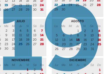 Calendario Laboral Javea 2020.Calendario Laboral El Pais