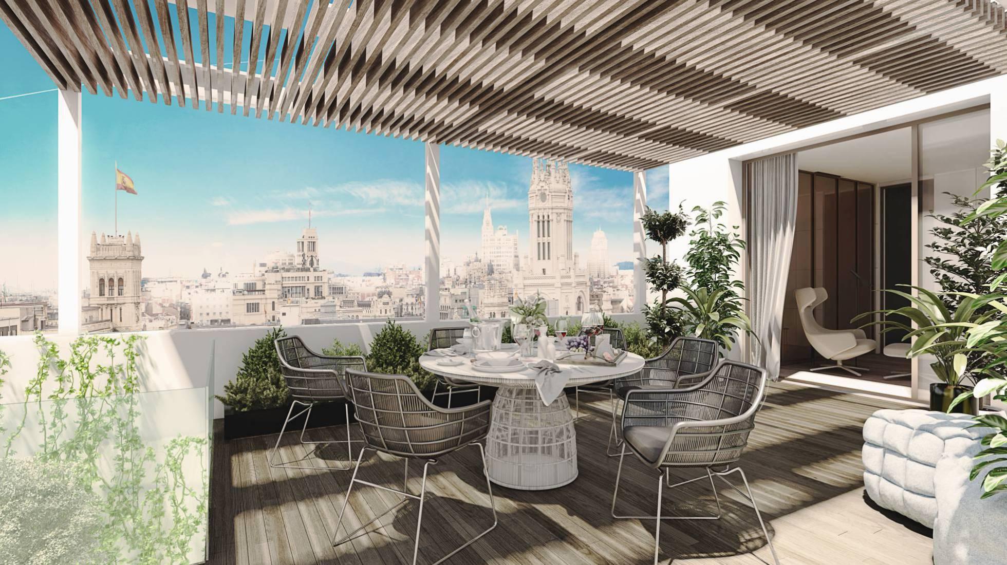 Madrid es la tercera ciudad del mundo donde más casas de lujo se comprarán este año