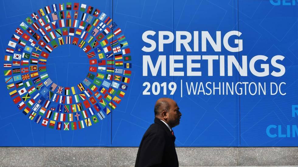 Sede del Fondo Monetario Internacional en Washington