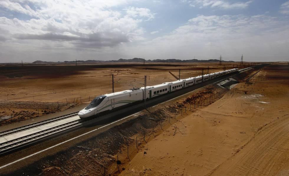 El AVE español a La Meca cumple 1.000 viajes y supera los 400.000 viajeros