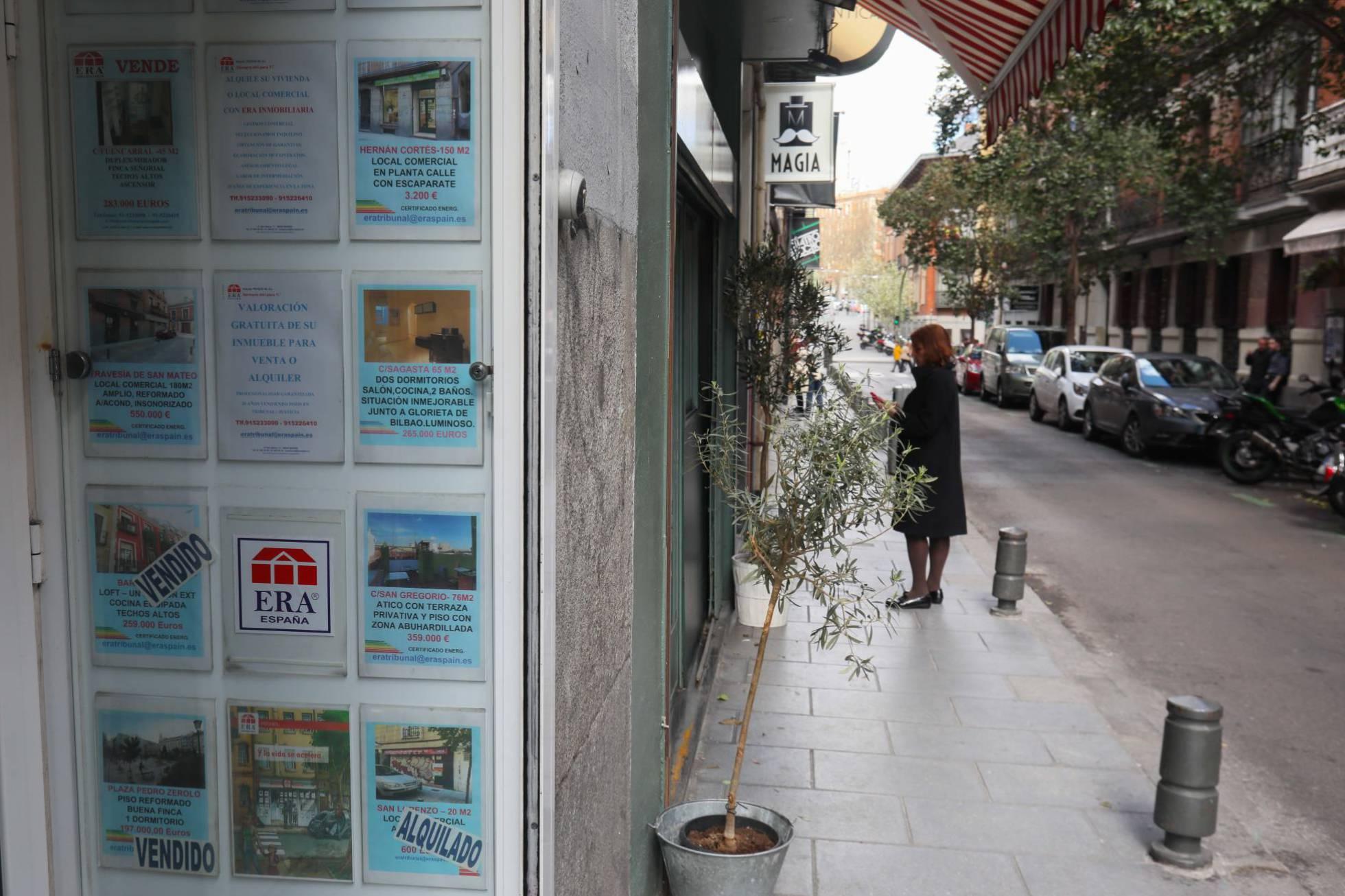 Los españoles quieren contratar hipotecas, pero acaban pagando alquileres
