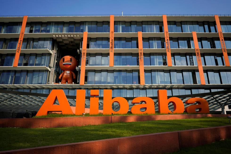 Alibaba se plantea salir a Bolsa también en Hong Kong en pleno pulso entre  China y EE UU | Economía | EL PAÍS