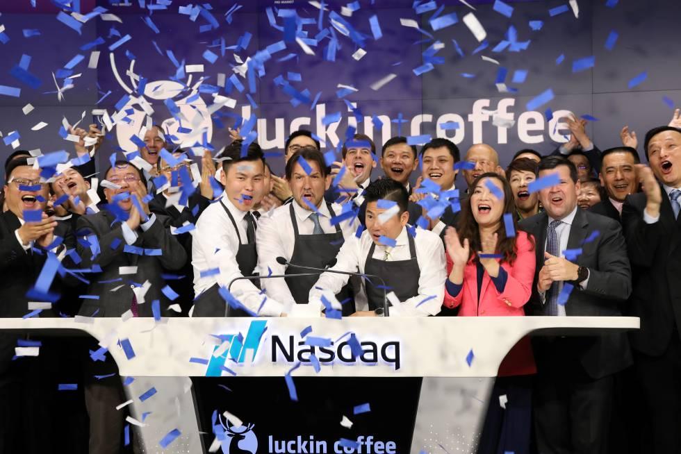 Luckin Coffee: la maquiavélica estrategia del Starbucks chino