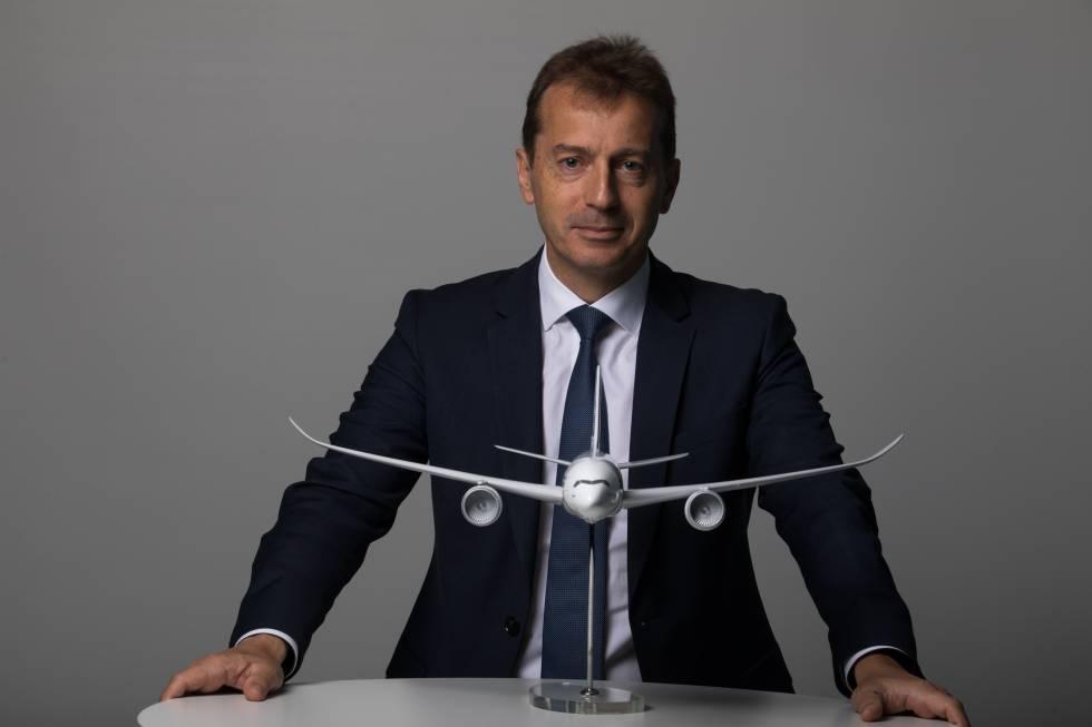 Guillaume Faury, consejero delegado de Airbus