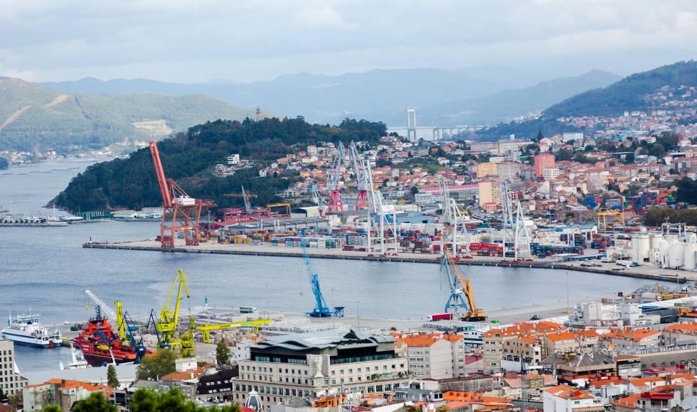 Dal 2016, il Porto di Vigo ha sviluppato una strategia di crescita blu.
