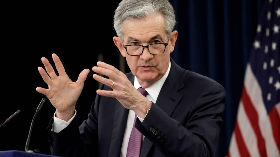 La Reserva Federal de EE UU mantiene los tipos de interés pero abre la  puerta a bajarlos pronto   Economía   EL PAÍS