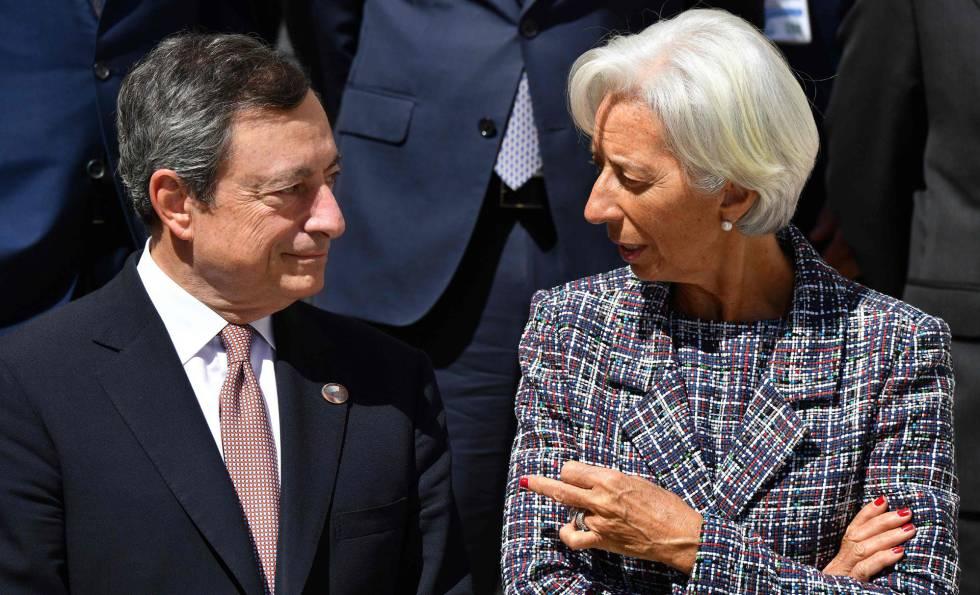 Resultado de imagen de Christine Lagarde