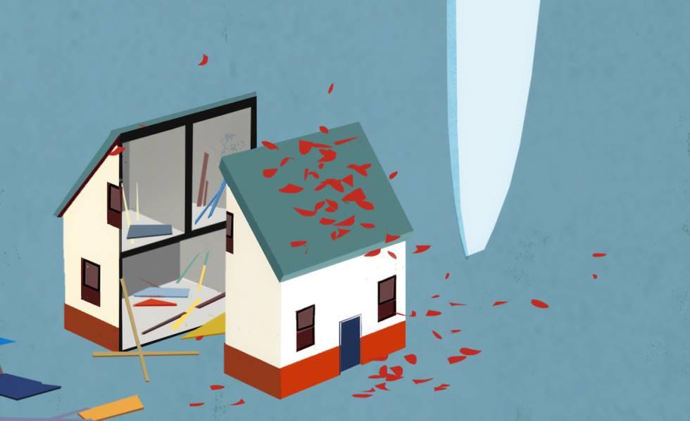 Qué pasa con la hipoteca si su pareja fallece, pide el divorcio o ...